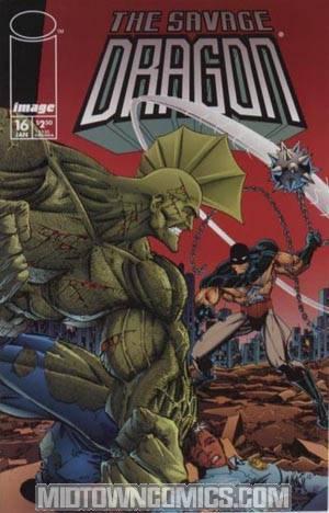 Savage Dragon Vol 2 #16