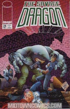 Savage Dragon Vol 2 #24