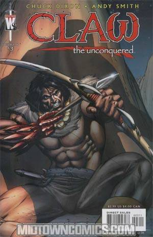 Claw The Unconquered Vol 2 #3