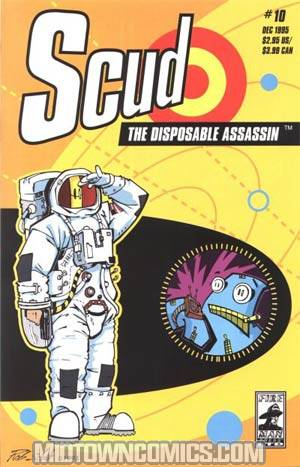 Scud The Disposable Assassin #10