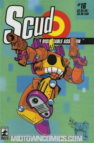 Scud The Disposable Assassin #16