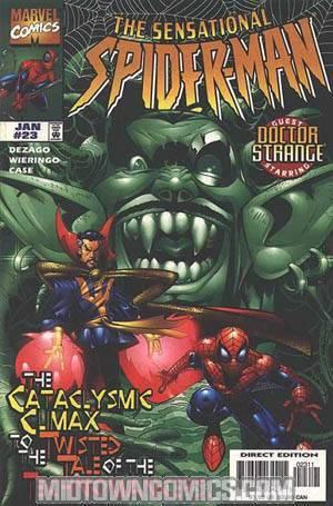 Sensational Spider-Man #23