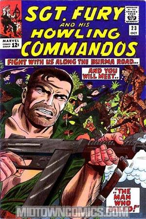Sgt. Fury & His Howling Commandos #23