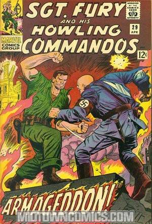 Sgt. Fury & His Howling Commandos #29