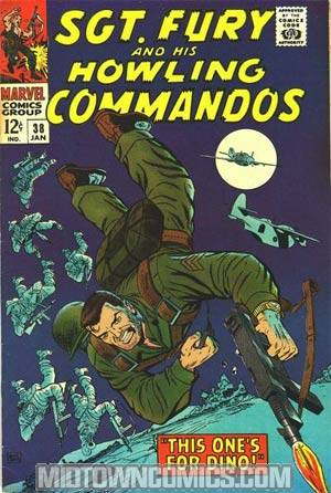 Sgt. Fury & His Howling Commandos #38
