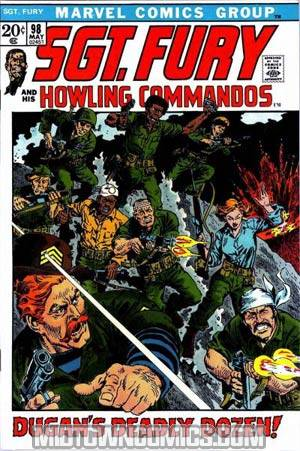 Sgt. Fury & His Howling Commandos #98