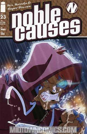 Noble Causes Vol 2 #23 (Ongoing Series)