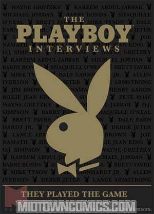 Playboy Interviews They Played The Game HC