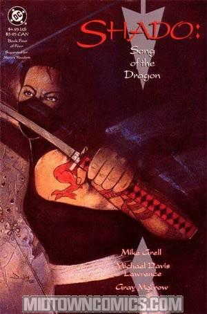 Shado Song Of The Dragon Book 4