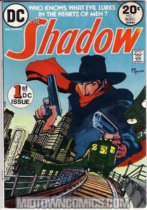 Shadow Vol 2 #1