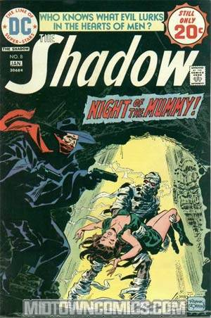 Shadow Vol 2 #8