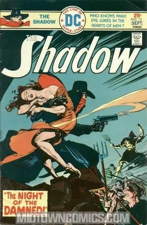 Shadow Vol 2 #12
