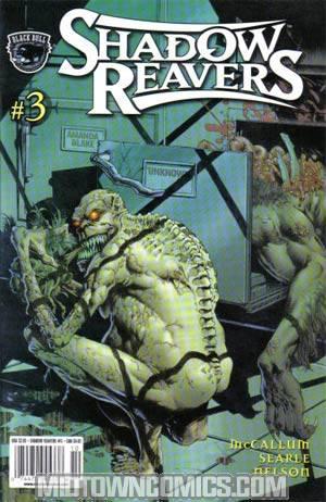 Shadow Reavers #3