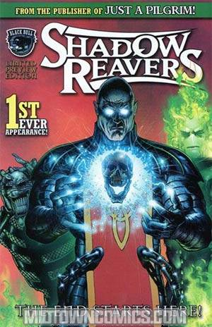 Shadow Reavers Limited Preview Edition