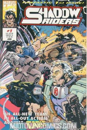 Shadow Riders #1