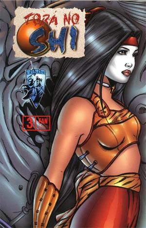 Shi Blood of Saints Tora No Shi Fan Edition #3 Cover A