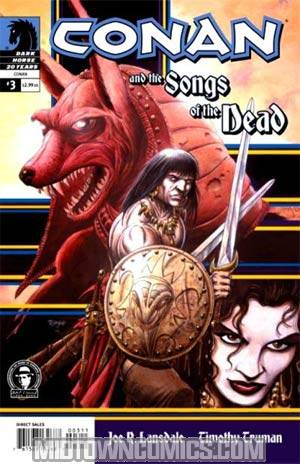 Conan & The Songs Of The Dead #3