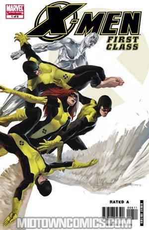 X-Men First Class #1