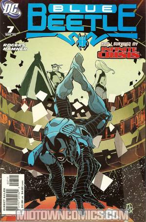 Blue Beetle (DC) Vol 2 #7