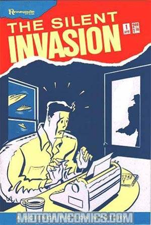 Silent Invasion #1