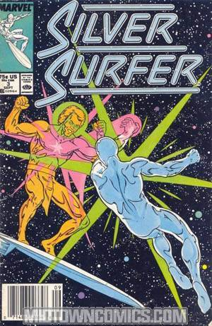 Silver Surfer Vol 3 #3