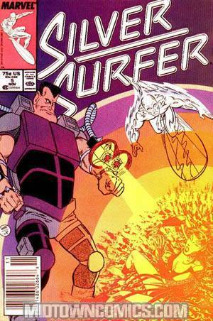 Silver Surfer Vol 3 #5