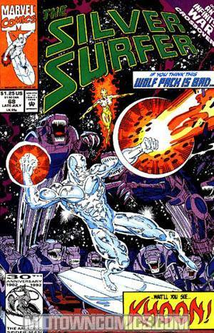Silver Surfer Vol 3 #68