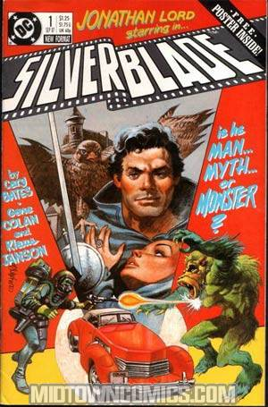 Silverblade #1