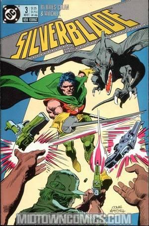 Silverblade #3