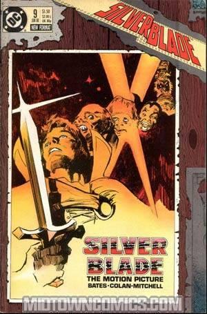 Silverblade #9