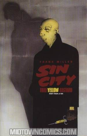 Sin City That Yellow Bastard #4