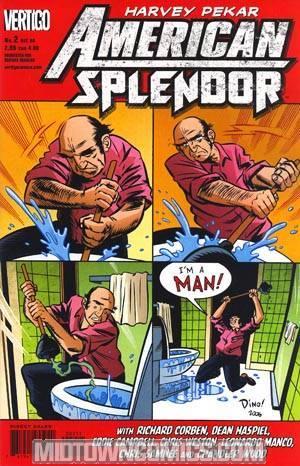 American Splendor Vol 2 #2
