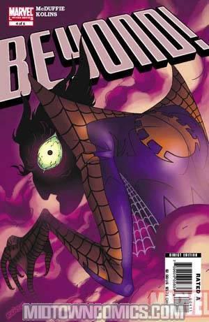 Beyond (Marvel) #4