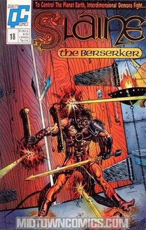 Slaine The Berserker #18