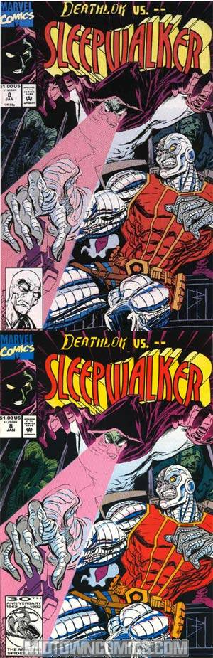 Sleepwalker #8