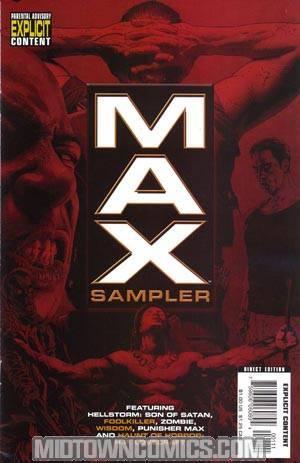 MAX Sampler 2006
