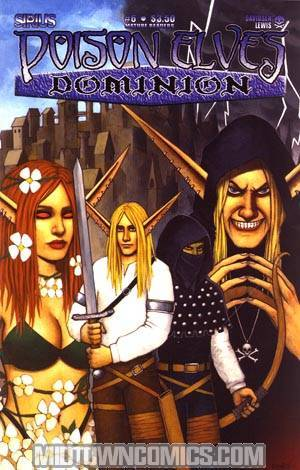 Poison Elves Dominion #6