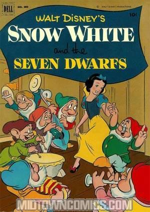 Four Color #382 - Snow White