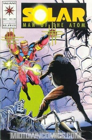 Solar Man Of The Atom #28