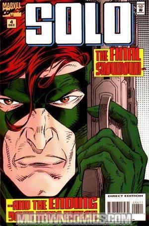 Solo (Marvel) #4
