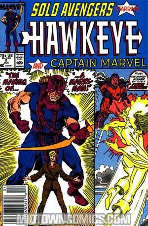 Solo Avengers #2