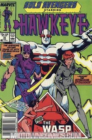Solo Avengers #15
