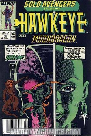 Solo Avengers #16