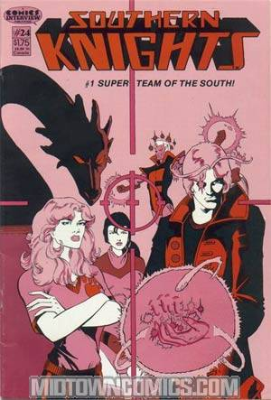 Southern Knights #24