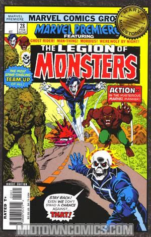 Marvel Milestones Legion Of Monsters Spider-Man & Brother Voodoo