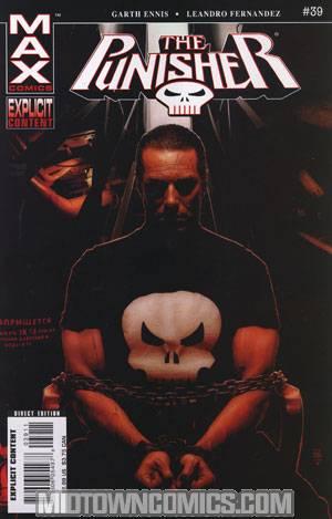 Punisher MAX #39