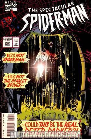 Spectacular Spider-Man #222