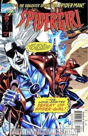 Spider-Girl #9