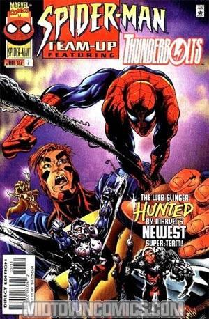 Spider-Man Team-Up #7