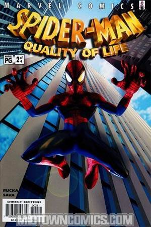 Spider-Man Quality Of Life #2